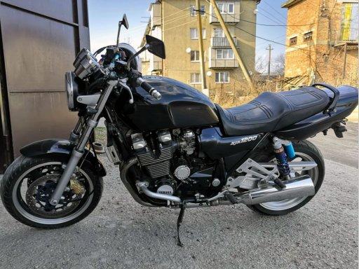 Фото Yamaha XJR 1200 1997 года