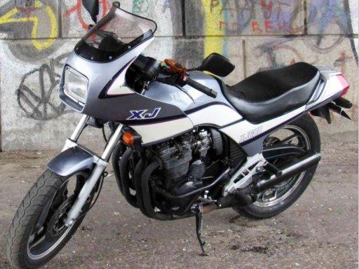 Фото Yamaha XJ 600 1991 года