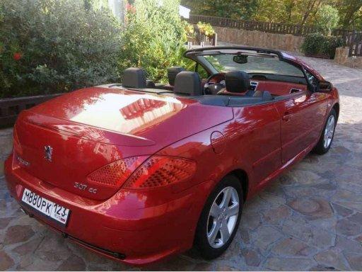 Фото Peugeot 307 2005 года