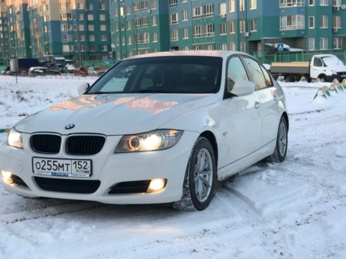 Фото BMW 3er 2011 г.в.