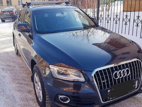 Фото Audi Q5 2013 г.в.
