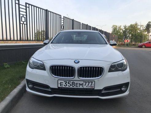 Фото BMW 5er 2014 года