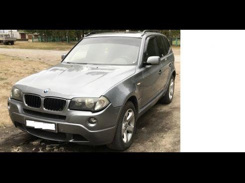 Фото BMW X3 2004 г.в.