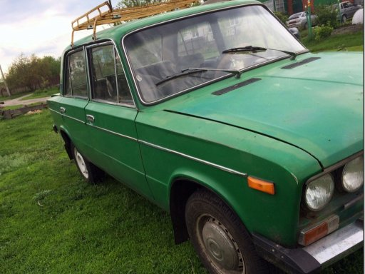 Фото ВАЗ Lada 2106 1981 года